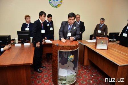 Дар интихоботи президентии Ӯзбекистон қариб 18 миллион нафар овоз доданд