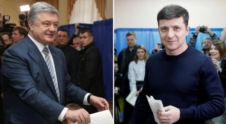Владимир Зеленский президенти Украина интихоб шуд