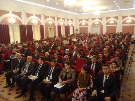 Дар конференсияи XXII ҲХДТ дар шаҳри Кӯлоб масъалаҳои муҳим баррасӣ гардиданд