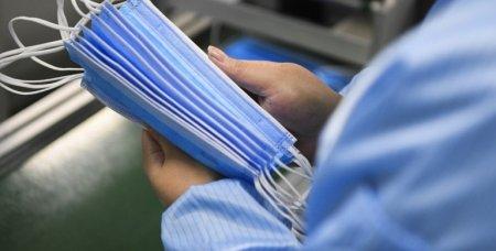 Тоҷикистон ба Италия 11 миллион дона ниқобҳои тиббӣ содирот менамояд
