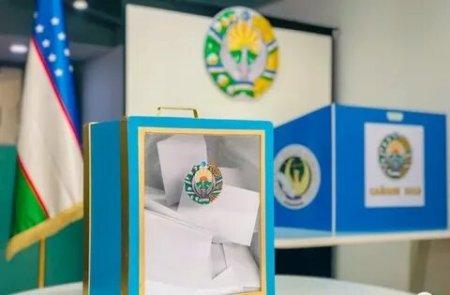 Интихоботи Президенти Ӯзбекистон 24 октябри соли 2021 доир мегардад